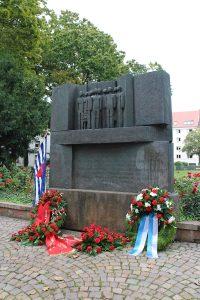 Gedenkfeier für die Lechleitergruppe @ Mannheim | Baden-Württemberg | Deutschland