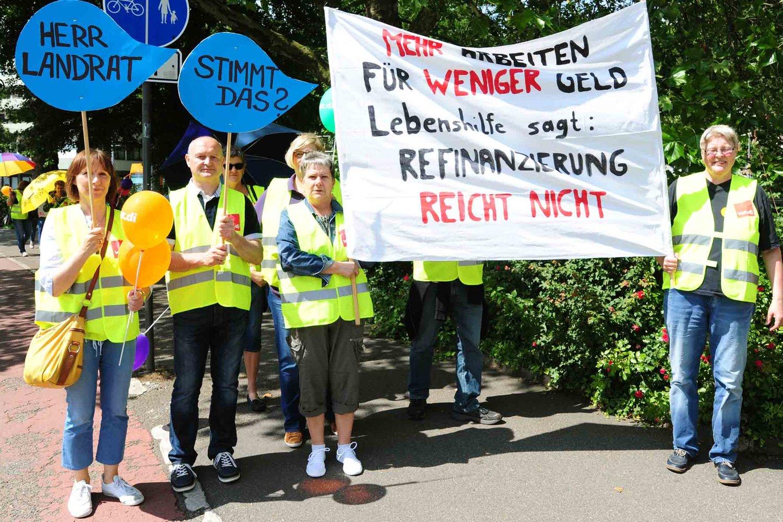 Tarifeinigung bei den Heidelberger Werkstätten der Lebenshilfe Heidelberg