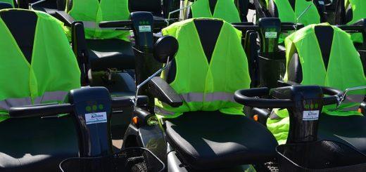 Aufruf zu einem Kraftakt: Petition zur Mitnahme von Elektromobilen gestartet Barrierefreie Mobilität ist ein Menschenrecht!