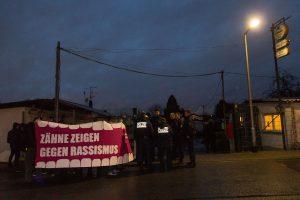 AfD-Veranstaltung: Uwe Junge wird von Protesten empfangen