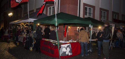 TIPP: Antifa Straßenfest in Heidelberg am 30. April