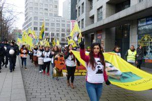 """""""Wir sind nicht unbedingt geschockt, weil wir von der Doppelmoral wissen"""" Interview mit der kurdischen Jugend Ciwanên Azad"""