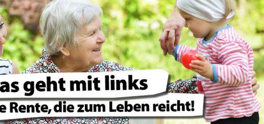 KIM-Tipp:  Das geht mit links - Eine Rente die zum Leben reicht