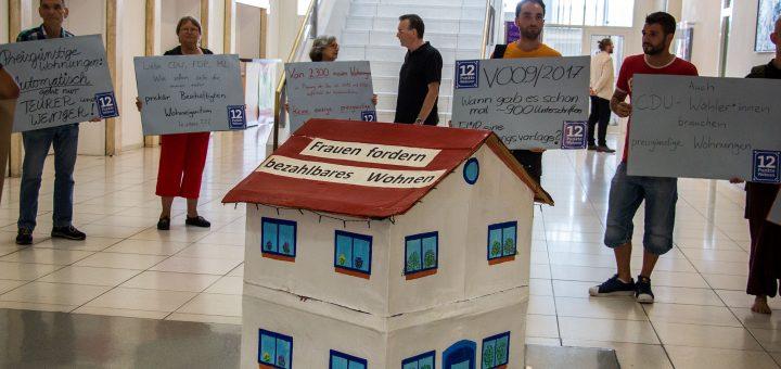 12-Punkte-Programm beschlossen - Die soziale Quote für den Wohnungsbau kommt