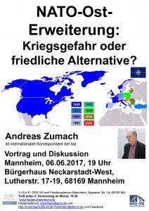 KIM-Tipp: NATO-Ost-Erweiterung: Kriegsgefahr oder friedliche Alternative?