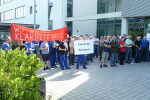 IG Metall Heidelberg: Betriebliche Auseinandersetzungen bei SAP und Haldex