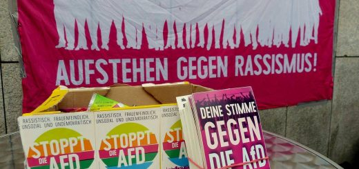 AfD-Wahlkampf: Streit um Infostände am Paradeplatz