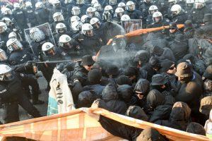 G20 Hamburg: Keine Gewaltfreiheit ist auch keine Lösung