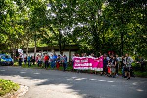 NPD in Ladenburg nicht willkommen