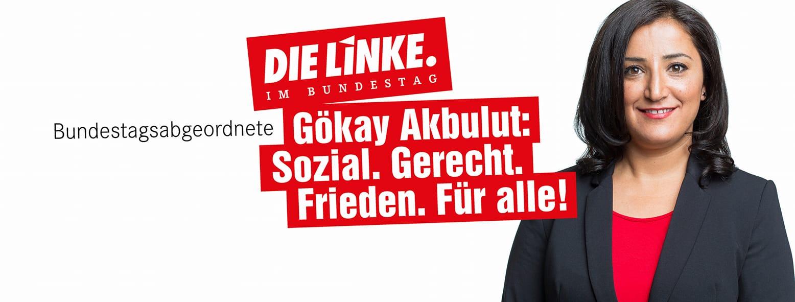 Bundestagswahl 2017: DIE LINKE gratuliert Gökay Akbulut