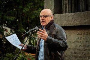 Rede von Klaus Stein beim Gedenken an die Lechleiter-Gruppe