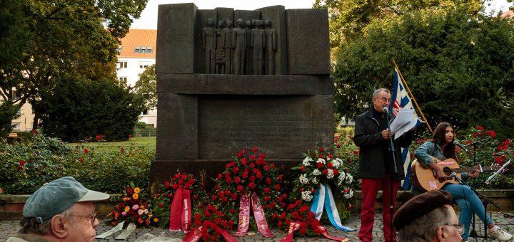 Gedenkfeier für die Lechleiter-Gruppe am 15. September 2017 (mit Bildergalerie)