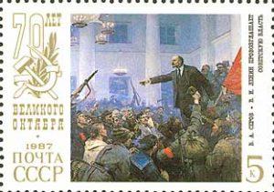 100 Jahre Oktober 1917 – 'Putsch' oder revolutionärer Aufbruch?