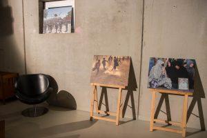 """SWK zeigte Fotoausstellung """"Hier und dort"""" über das gefährliche Leben in Afghanistan"""
