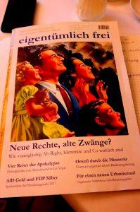 """""""AfD im Bundestag – was nun?"""" - Der Versuch einer Analyse"""