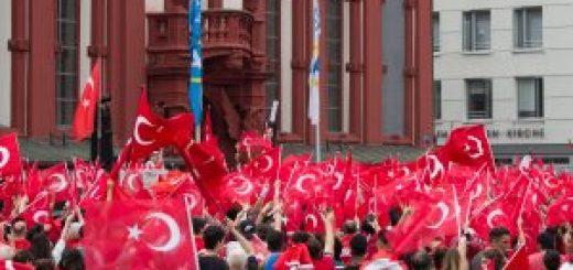 Osmanen Germania: UETD-Verbindungsmann zu türkischer Regierung kommt aus Mannheim