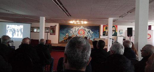 39. Jahrestag des Pogroms von Maraş – Gedenkveranstaltung bei der Alevitischen Gemeinde