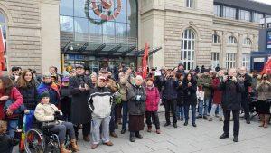 """Einladung der Initiative """"Nein zum Krieg! Solidarität mit Afrin!"""""""