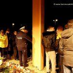 Schweigemarsch in Kandel (Südpfalz) von Rechten instrumentalisiert – Polizeikräfte am Rande ihrer Möglichkeiten