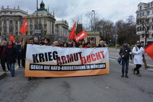 """Demonstration gegen die """"Sicherheitskonferenz"""" in München - Mitfahrgelegenheit"""