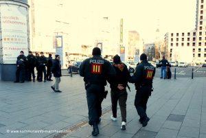 Türkische Nationalisten treffen auf Widerstand (mit Fotogalerie)