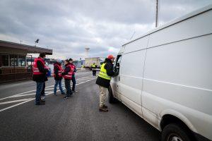 24-Stunden-Streik der IG Metall bei John Deere, Benz, Wabco und Caterpillar