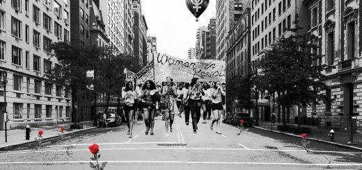 Rosen unterm Beton: Veranstaltungsreihe zum Frauen*kampftag