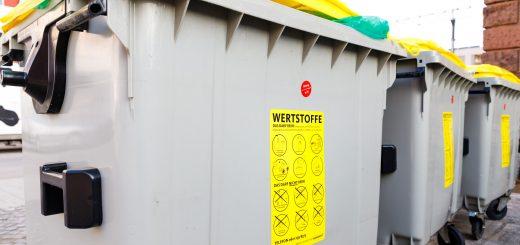 ELS-Insolvenz: Private Verpackungs- und Wertstoffsammlung lädt ihre Probleme bei der städtischen Abfallwirtschaft ab – Stadt muss einspringen
