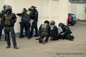 Rechte Kundgebungen in Kandel: Erstmals größere Gegendemo [mit Bildergalerie]