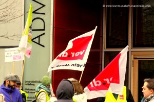 Universitätsklinikum Heidelberg: Beschäftigte brauchen verbindliche Entlastung per Tarifvertrag (mit Fotogalerie)