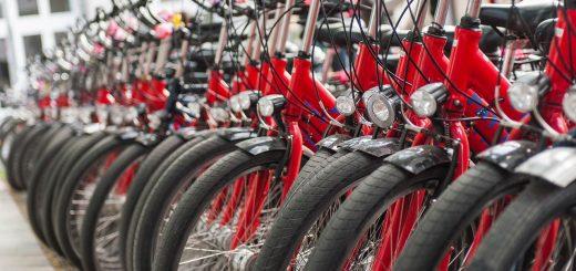 Stickoxide: Chancen des nicht-motorisierten Verkehrs