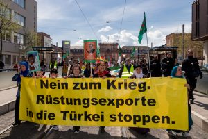 """Demonstration """"Hände weg von Rojava!"""" am 30. März"""