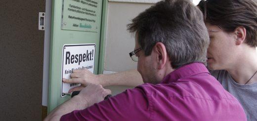 """Aktionstag """"Respekt! Kein Platz für Rassismus."""" in Ludwigshafen"""