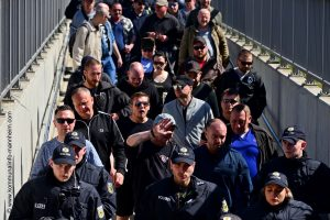 Demonstrationen verliefen unter massivem Polizeiaufgebot weitgehend friedlich (mit Bildergalerie)
