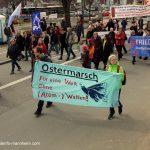 Ostermarsch Rhein-Neckar 2018 (mit Bildergalerie)