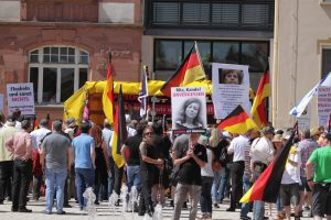 Rechtspopulisten waren in der Pfalz absolut nicht willkommen (mit Bildergalerie)