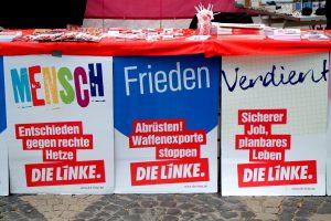Rückblick 1. Mai: Gute Beteiligung an den Kundgebungen in der Rhein-Neckar-Region [mit Bildergalerie]