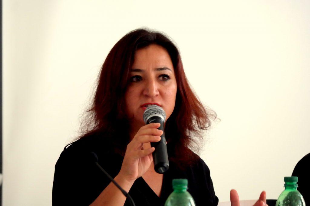 Erneute Morddrohungen gegen LINKE-Bundestagsabgeordnete Gökay Akbulut - Wir stehen an ihrer Seite!