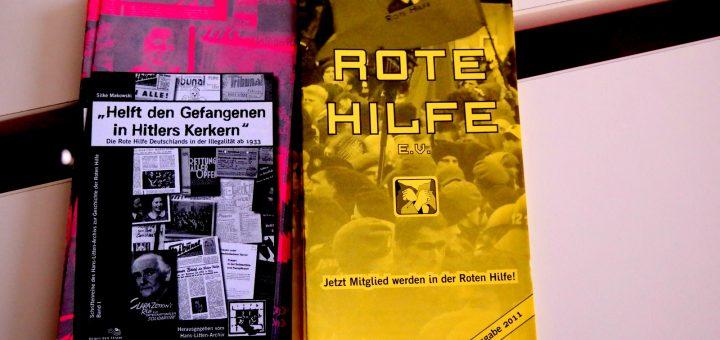 """Lesung: """"Helft den Gefangenen in Hitlers Kerkern"""""""