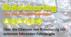 Ridesharing - die Zukunft der Mobilität? @ Trafohaus | Mannheim | Baden-Württemberg | Deutschland