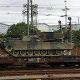 """Mannheim: Schaltzentrale für zukünftige Kriege? """"Atlantic Resolve"""": Verlegung US-Streitkräfte über Mannheim nach Polen"""