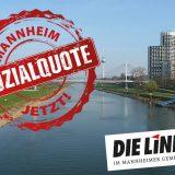 Preisgünstige Wohnungen - Sozialquote für Mannheim - JETZT!