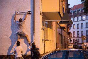 NSU-Prozess: Straßenumbenennung in der Neckarstadt-Ost als Aktion zur Erinnerung an die Opfer