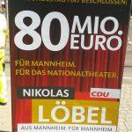 Bund unterstützt Generalsanierung des Nationaltheaters - Löbl: Peinliche Werbung in eigener Sache