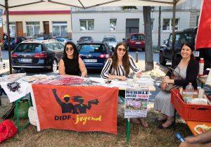 """Erstes """"Fest der Solidarität"""" auf dem Neumarkt [mit Bildergalerie]"""