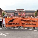 Initiative Seebrücke: Demo für Seenotrettung auch in Mannheim