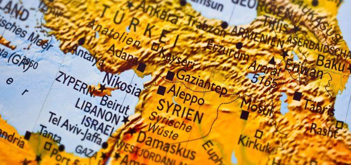 Resolution zur aktuellen Situation im Kriegsgebiet in der nordsyrischen Region Afrin Krieg beenden – Dialog zwischen den Konfliktparteien einleiten – Deutsche Rüstungsexporte in Krisenregionen verbieten