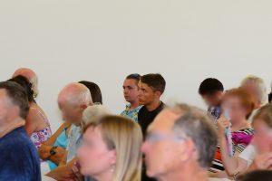 Schwetzingen: Rechte versuchen Eklat bei Grünen Veranstaltung
