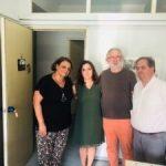 Reisebericht Griechenland: Gökay Akbulut in Athen vom 30.07. bis 02.08.2018