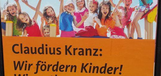 Eltern von Kindergartenkindern, holt euch Geld bei der CDU Mannheim ab!